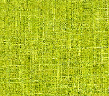 canvas texture: Light green canvas texture. Green textile background Stock Photo