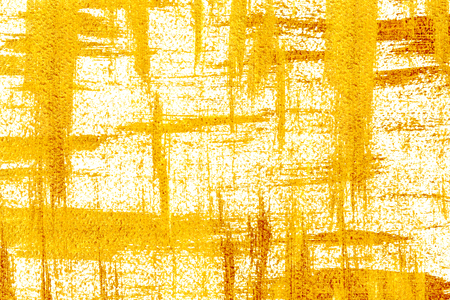 intersecting: Golden grunge background of intersecting strokes