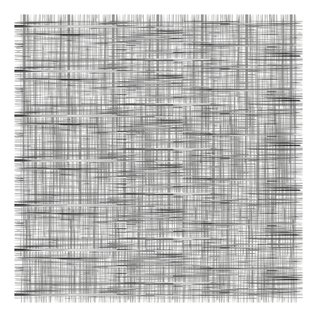 Fond gris avec de la gaze texture. Monochrome fond Vecteurs