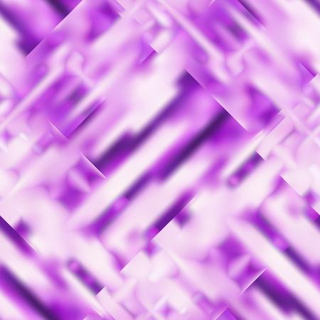 Abstract purple glowing pattern. violet seamless pattern