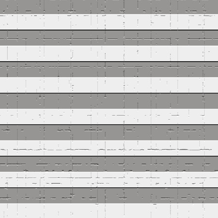 gray pattern: Gray striped textured pattern. Vector seamless pattern