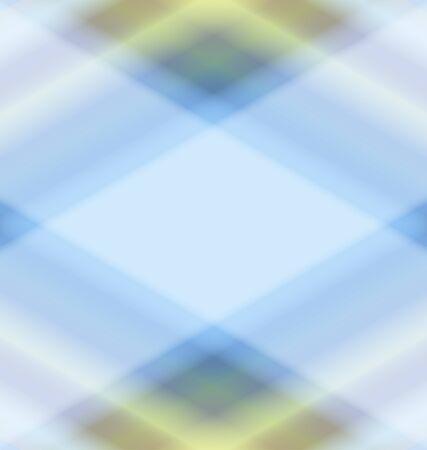 Blue abstract background. Blurred vector background Ilustração