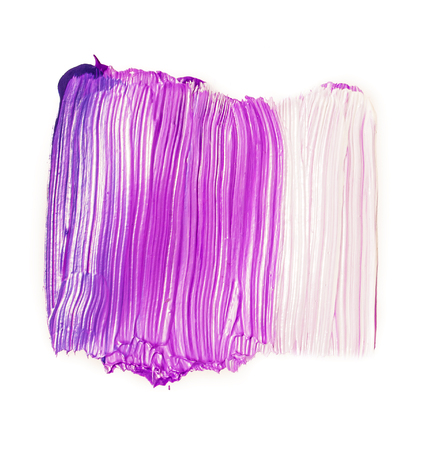 Purple white acrylic background Stock Photo