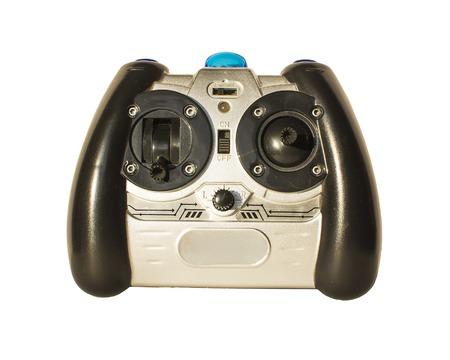 Wireless Gamepad isolated on white background