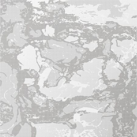 colors paint: Grey halftone background with stains and spots