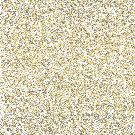 Gray brown sand background. Grainy vector background Illustration