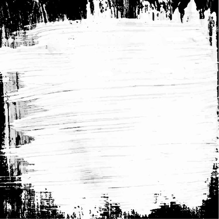 White black painted background