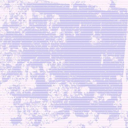 Purple stripped grunge background. Vector background