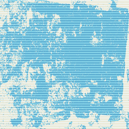 Blue striped abstract pattern.