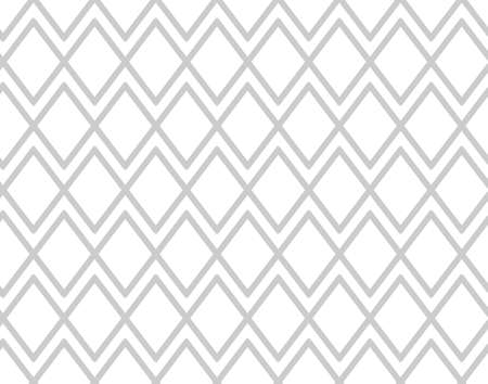 Gray pattern with rhombuses. Grey mesh background. Vector seamless 版權商用圖片
