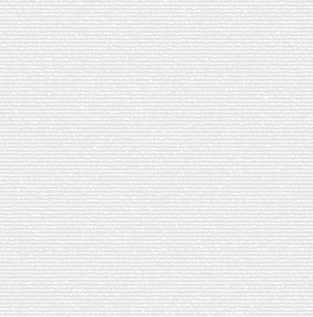 Light gray pattern with horizontal grunge stripes. Vector seamless pattern