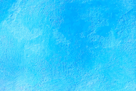 Blue painted background. Vector illustration. Texture of painted wall