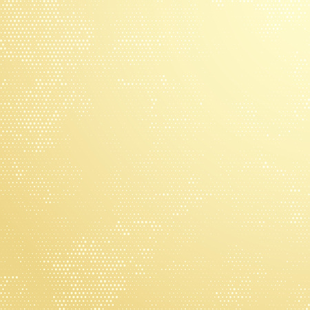 Yellow beige dotted background. Vector modern background for posters, brochures, sites, web, cards, interior design Stock Photo