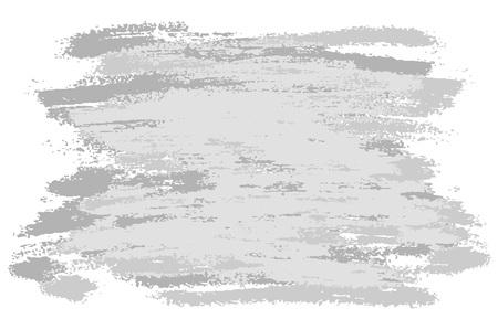 Gray brushstrokes banner. Vector illustration for posters, brochures, sites, web, cards, interior design