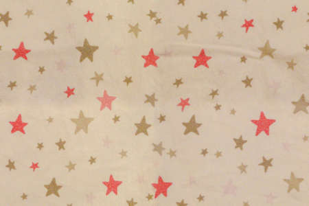 A fabric with stars texture to use