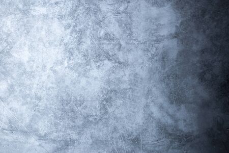 Grey concrete and cement grunge abstract Wall Texture Background. Vintage Grey Painted Plaster. Dark Edged concept