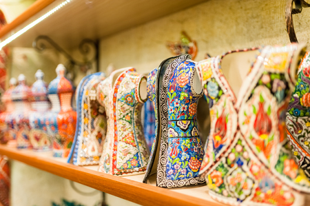kapalicarsi: The Grand Bazaar is the oldest and the largest covered market in the world, with 61 covered streets.