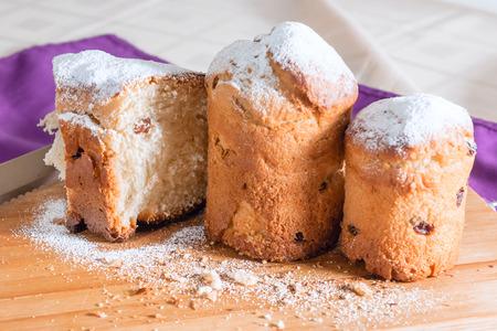 morsel: Festive sweet cupcake