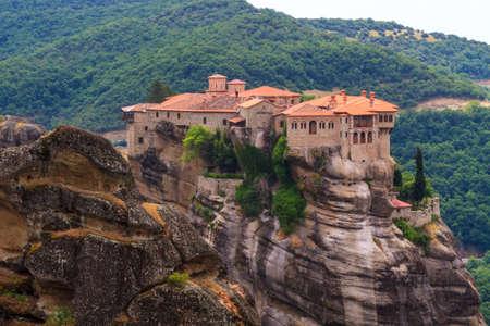 The Meta ? ora Monasteries, Greece