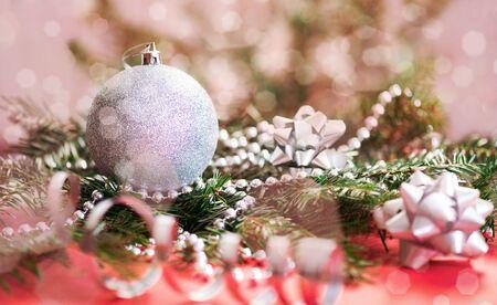 Christmas and New Year 版權商用圖片