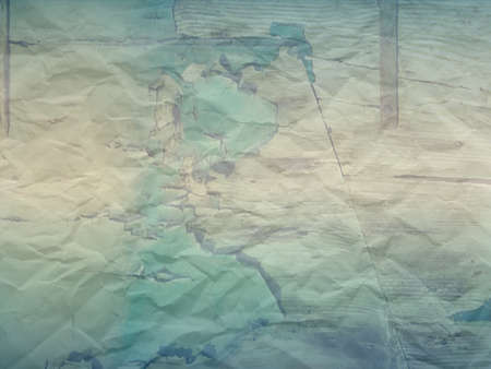 ecru: Vintage Background with creased paper and cracked effect