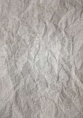 Grunge Paper with creases and spots in neutral colors