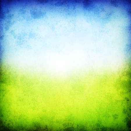 Grunge abstract image of landscape.