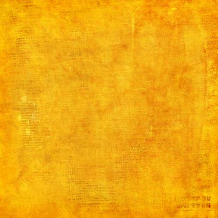 yellow  art: Grunge fondo amarillo. Foto de archivo