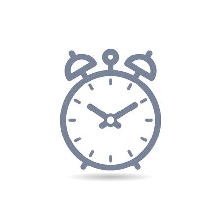 alarm clock. 向量圖像