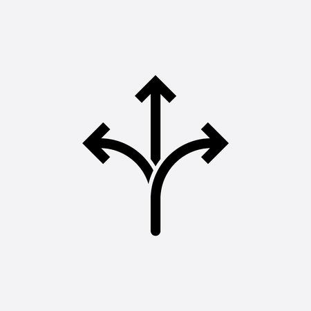 flexibility icon. concept vector illustration, black and white symbol. Banco de Imagens - 100739656