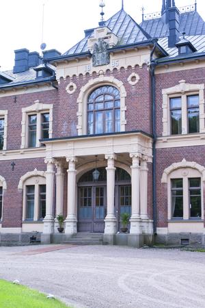 MALMGARD FINLAND 29 JULY 2015: The Manor House Editorial