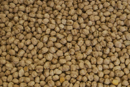 The brown  bean texture for a background Stock Photo