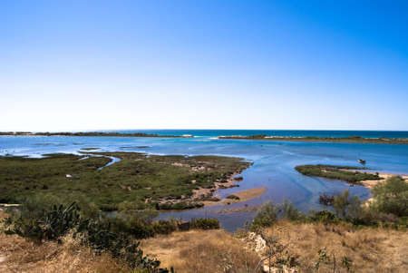 landsape: Landsape on Atlantic ocean in Portugal