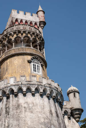National Palace of Pena (Sintra) is one of the seven wonders of Portugal.