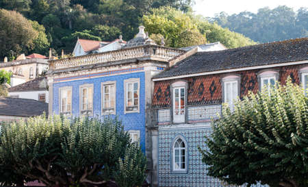 Sintra (Portugal), recognised as an UNESCO World Heritage Site.