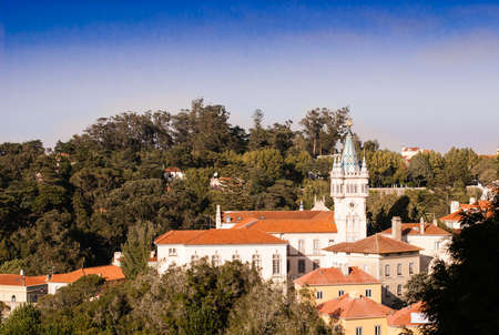 recognised: Sintra (Portugal), recognised as an UNESCO World Heritage Site.