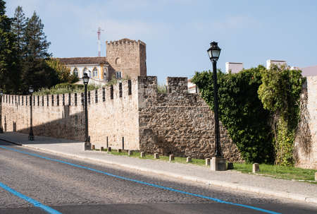 recognised: Evora (Portugal), recognised as an UNESCO World Heritage Site. Editorial