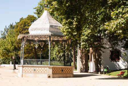 Evora (Portugal), recognised as an UNESCO World Heritage Site. photo