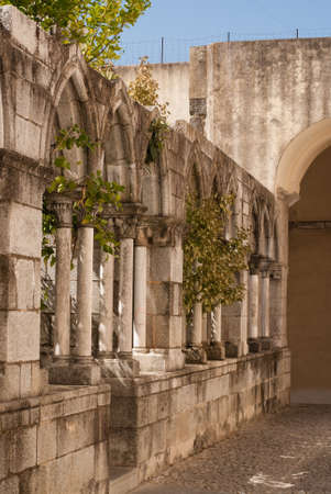 Evora (Portugal), recognised as an UNESCO World Heritage Site. Stock Photo - 22771815