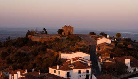 Monsaraz- castele -city in Alentejo,  Portugal