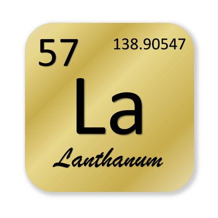Lanthanum element