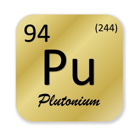 plutonium: Plutonium element
