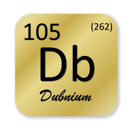 isotope: Dubnium element