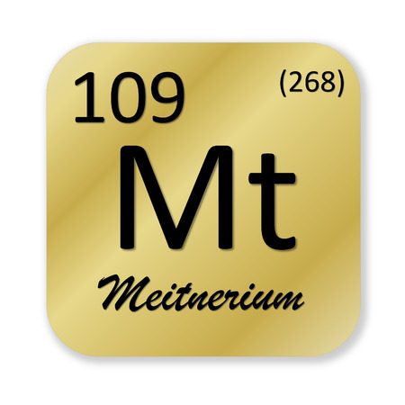 isotope: Meitnerium element