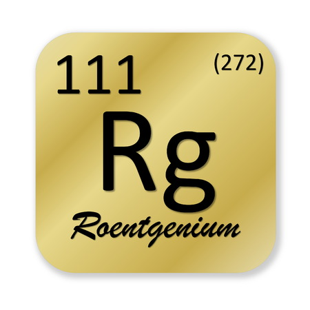 isotope: Roentgenium element