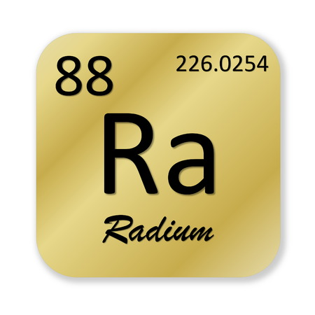 Radium element photo