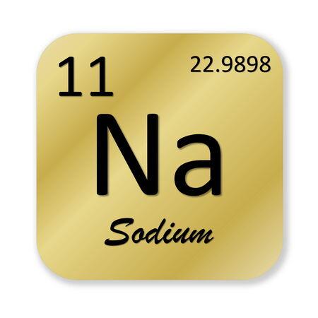 Sodium element photo