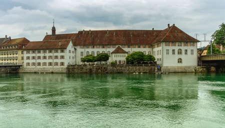 Altes spital, old hospital, Solothurn, Switzerland Banque d'images - 157378152
