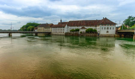 Altes spital, old hospital, Solothurn, Switzerland Banque d'images - 157462704