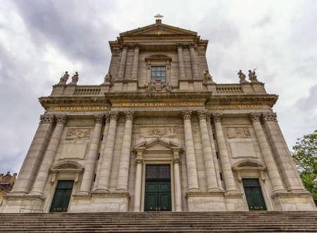 St. Ursus Cathedral, Solothurn, Switzerland Banque d'images - 157672539